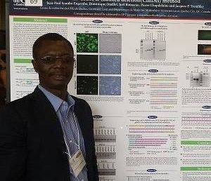 Félicitations à Monsieur IYOMBÉ qui vient de publier un article dans la prestigieuse revue Molecular therapy and nucleic acids publiée par  ''The American Society of Gene & Cell Therapy (ASGCT)''